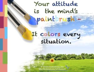 what color is your attitude