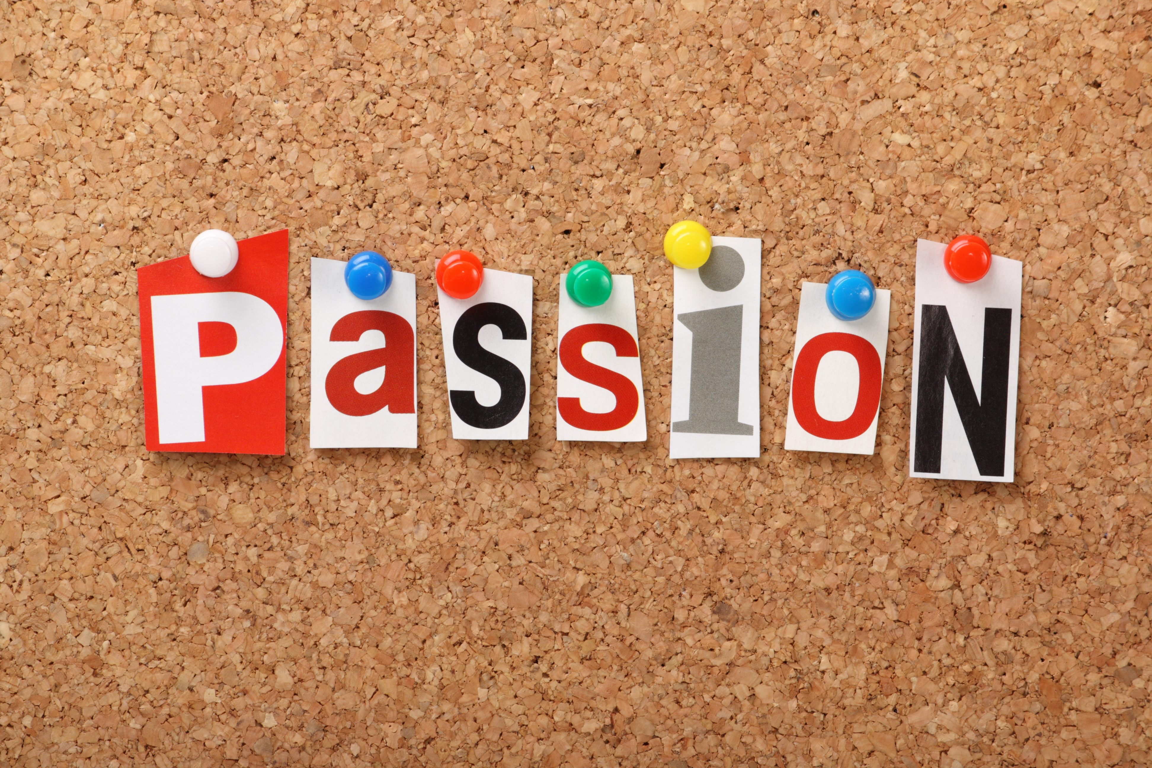 What the passion my journey to me the discovery